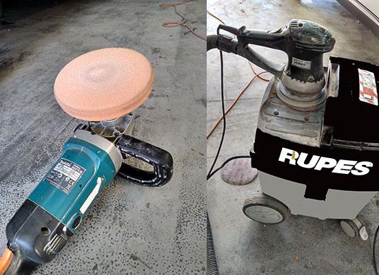 инструмент для полировки автомобиля