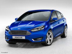 покраска Ford в Краснодаре