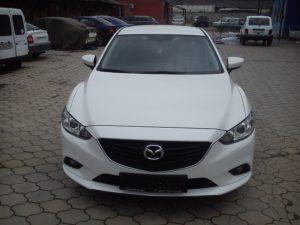 Mazda после ремонта вид спереди
