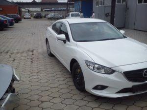 Mazda posle remonta vid sboku
