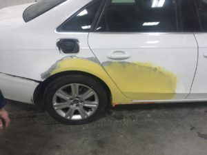 рихтовка автомобиля в Краснодаре