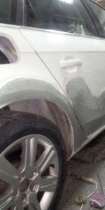 рихтовка автомобиля