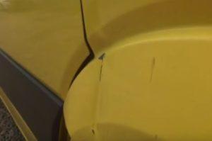 кузовной ремонт крыла автомобиля