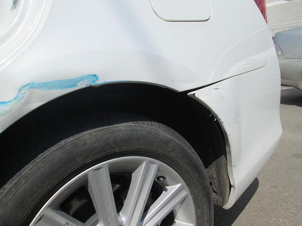ремонт авто после ДТП
