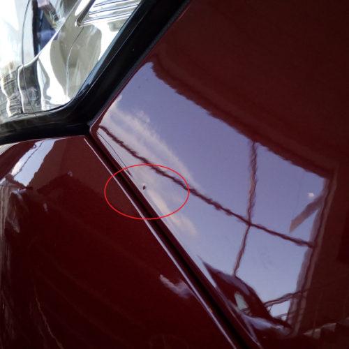 Какие бывают недочеты при покраске авто