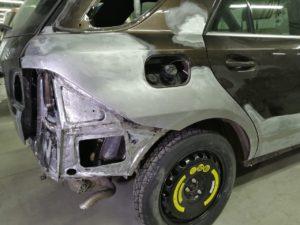 из чего складывается цена кузовного ремонта авто